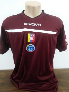 Camisa Seleção Da Venezuela De Treino