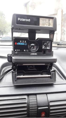 Vende Se Maquina Polaroid Antiga Funcionando Normalmente