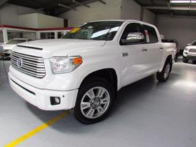Toyota Tundra Platinum - 2017