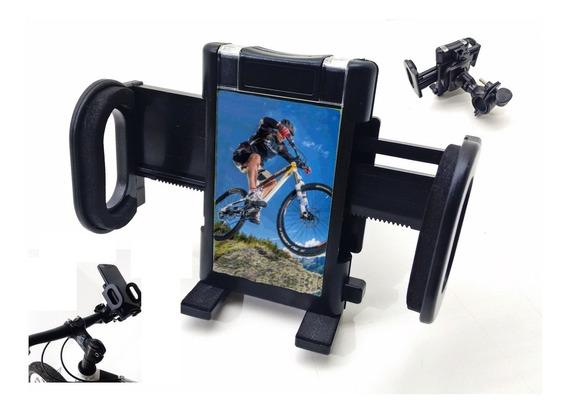 Suporte Celular Bicicleta Moto G iPhone Gps Lg Samsung J7