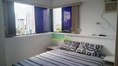 Apartamento Com 2 Dormitórios Para Alugar, 63 M² Por R$ 2.400/mês - Rosarinho - Recife/pe - Ap1070