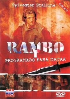 Com Defeito Filme Rambo 01 Cd Arranhado Apb