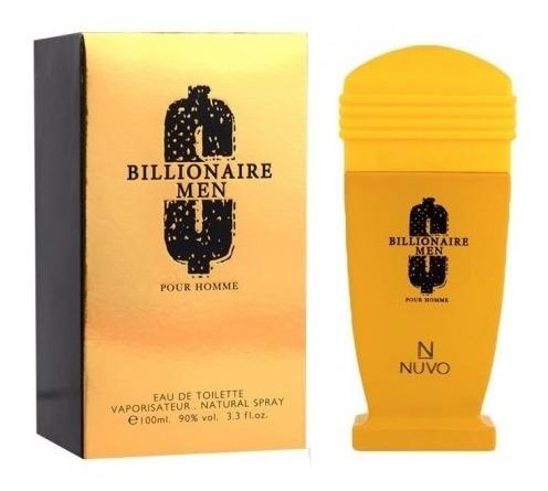 Perfume Chris Adams Billionaire Men Edt M 100ml