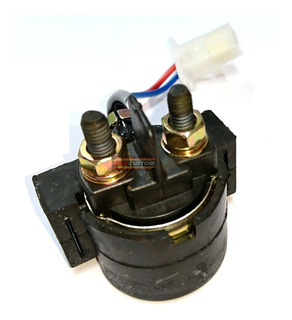 Relay Chanchita Arranque Atv Honda Atc 200 Trx 250 Cuatri 35
