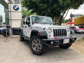 Jeep Wrangler 5p Unlimited Rubicon Paq 10.º Aniv 2018
