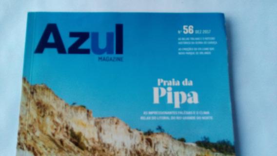 Azul Magazine N° 56/ 2017 Praia Da Pipa
