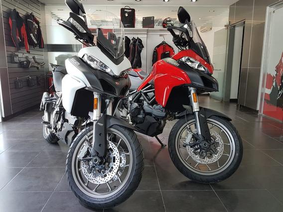 Ducati Multistrada 950 0km Red 2018 Ducati Rosario No Bmw