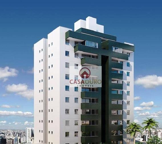 Apartamento 3 Quartos Á Venda No - Ap0909