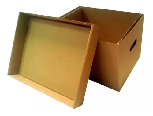 Caja De Cartón X300 Para Archivos C720