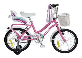 Bicicleta Enrique Rodado 14 Stars 665 Rosa