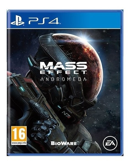 Mass Effect Andromeda Ps4 1 Ptbr Playstation 4