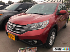 Honda Cr-v Ex 4x4 At 2400cc 2014