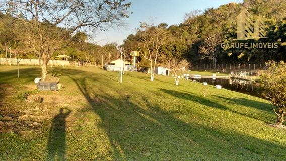 Chácara Rural À Venda, Freitas, São José Dos Campos. - Ch0001