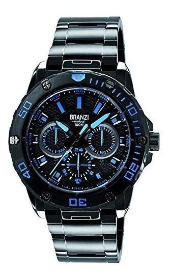 Reloj Branzi Orologi Acero Inox Bo20595
