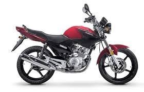 Yamaha Ybr 125 Ed