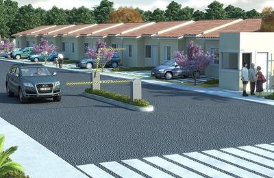 Casa A Venda 2 Dorm. Cond. Com Ent. R$ 10.000,00 Sorocaba Sp