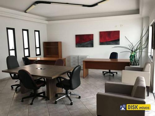 Prédio Para Alugar, 400 M² Por R$ 8.000,00/mês - Baeta Neves - São Bernardo Do Campo/sp - Pr0005