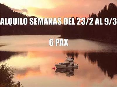 Bahía Manzano - Febrero Y Marzo 2019 - Alquiler Y Venta