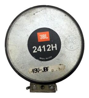Driver Jbl 2412-h Una Pulgada A Rosca Original Origen Usa