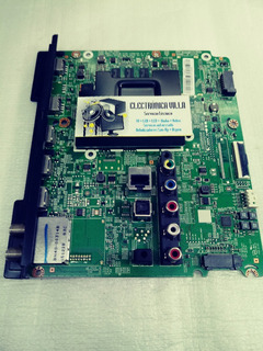Placa Main Smart Tv Samsung Un32j5500agc Testeada Ok