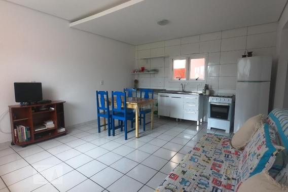 Casa Mobiliada Com 1 Dormitório - Id: 892969277 - 269277