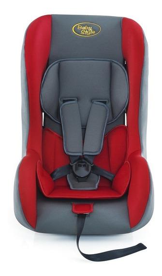 Cadeirinha Bebê Infantil Automóvel 0 Á 25 Kg Vermelha