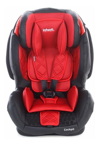 Cadeira Carro Bebê Cockpit Infanti 9 A 36 Kg - Reclinável