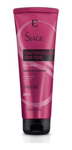 Shampoo Siàge Cauterização Dos Fios 250ml - Eudora