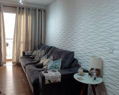 Apartamento À Venda Vila Roque Na Rua Edmundo Kirmayr- 11030