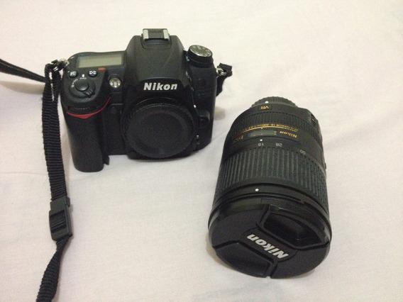 D7000 + Lente Nikon 18x300 Afs 3.5- 5.6g Ed