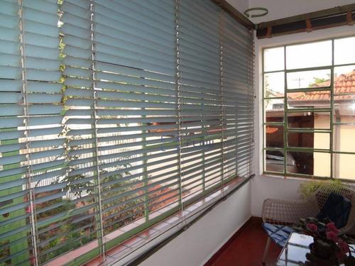 Casa 240m², 3 Dormitorios,  10 Vagas - Mirandópolis - Ca1281