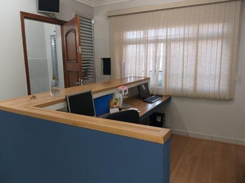 Imagem 1 de 26 de Aluguel Sala Térrea Para Escritório Ou Clínica, Centro - São Bernardo Do Campo/sp - 86972