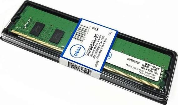 Memória Dell Pc4-2400 8gb Nova Lacrada