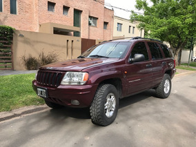 Jeep Grand Cherokee Limited 3.1 Td Scv Full 2000