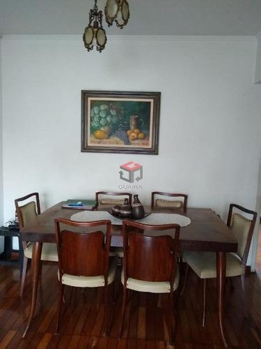 Apartamento Para Locação, 3 Quartos, 1 Vaga - Vila Bastos - Santo André / Sp - 92333