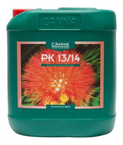 Imagen 1 de 3 de Aditivo Fertilizante Canna Pk 13/14 5 Litro