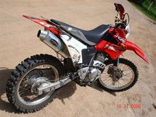 Moto Honda Tornado Xr 250 Com + De R$5.000 Em Upgrades Troco