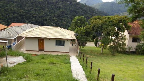 Loft Com Projeto De Casa Aprovado A Venda, 30 M² Por R$ 180.000 - Albuquerque - Teresópolis/rj - Lf0001