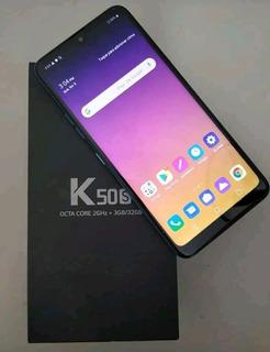 Celular Lg K50s 30gb Mais 3gb De Ram