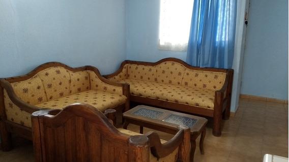 Rento Casa Amueblada, Por Mes, Sin Aval Y Depósito. Seriedad