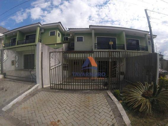 Sobrado Com 3 Dormitórios Para Alugar, 127 M² Por R$ 2.000,00/mês - Jardim Carvalho - Ponta Grossa/pr - So0138