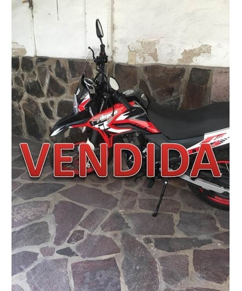 Remato Por Viaje Moto Italika Dm150