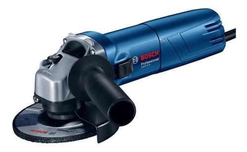 Amoladora angular Bosch Professional GWS 670 azul 230V