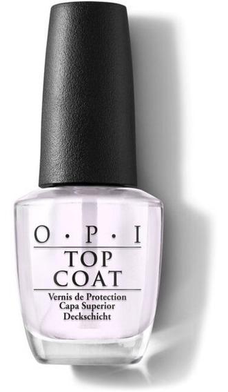 Opi Nail Lacquer Top Coat X 15 Ml.