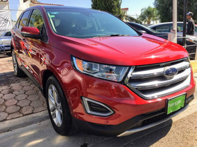 Ford Edge 3.5 Titanium At Vino 2016 Hangar