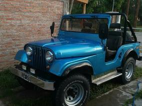 Jeep Ika 56 Cj5 Americano 4x4
