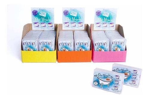 Arrugadedos Color Mojado 18 Pastillas En Caja