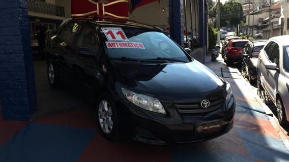 Toyota Corolla Corolla Gli 1.8 Flex 16v Aut. Flex Automático