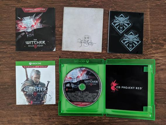 Jogo The Witcher 3 Para Xbox One - Mídia Física