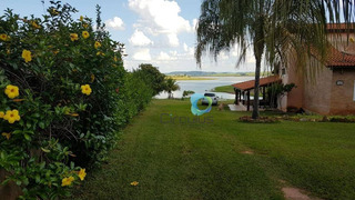 Rancho Em Delfinópolis Com 3 Dormitórios À Venda, 260 M² Por R$ 450.000 - Zona Rural - Delfinópolis/mg - Ra0005